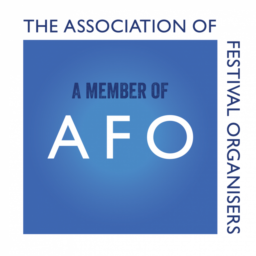 Logo used by Members of The Association of Festival Organisers