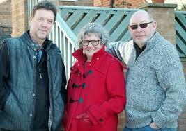 Rare Occasion band - Jon Scaife, Judy Dunlop & Nigel Corbett